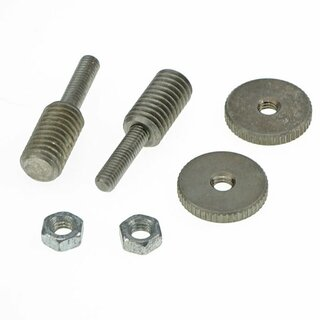 BSWKIT-NA        Bridge Stud/Adapter, Nickel aged (one pair)