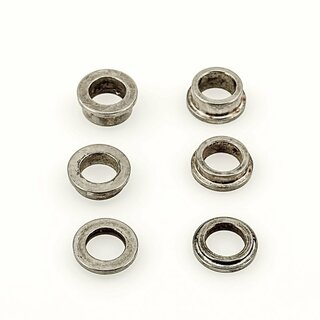 SR-NA        		Extra Set Distanzhülsen-Spacers, nickel aged